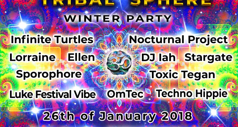 Tribal Sphere Winter Party '18 Recordings