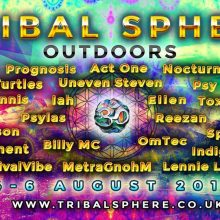 Tribal Sphere Oudoors 2017 Recordings